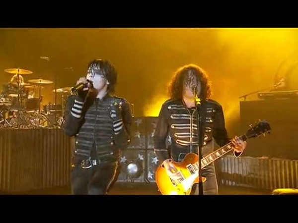 My Chemical Romance - Welcome To The Black Parade [Live In Mexico]