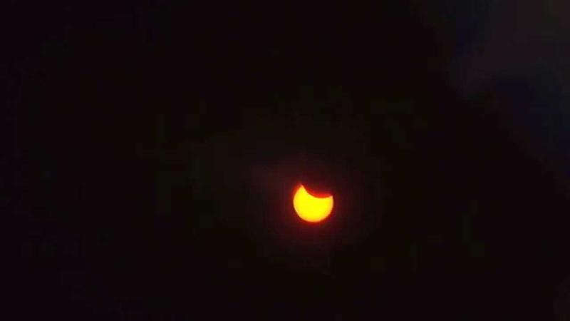 Солнечное затмение. г. Сибай 20.03.15 (by Нияз Бей)