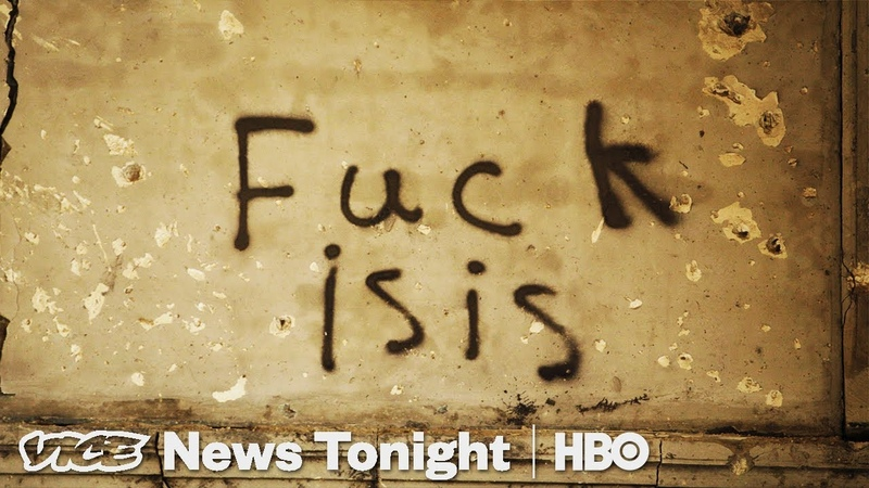 Rebuilding Mosul Golf Ball Scavengers: VICE News Tonight July 31, 2018 Full Episode (HBO)