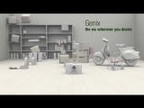 GENIX - WC там где захотите вы....
