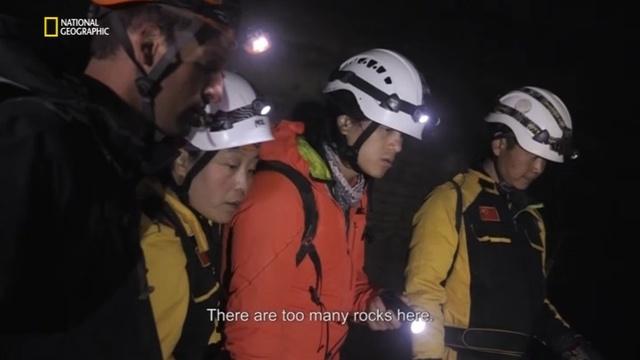 Экстремальный Китай. Подземный Ханжонг Extreme China (2018)