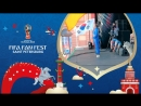FIFA Fan Fest: как Забивака победу Кореи предсказал