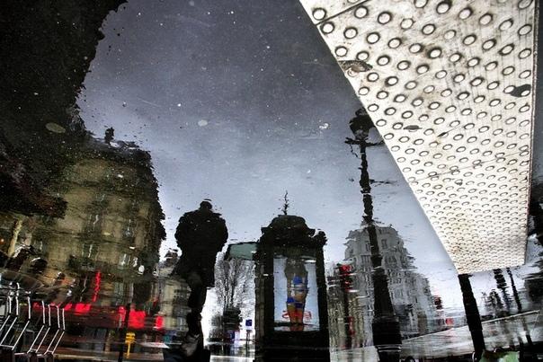 """Кристоф Жакро (Christophe Jacrot) - фотограф дождя из Франции: """"мне нравятся романтический дождь и воздушный снег. Эта погода - прекрасное фотографическое поле, визуальный мир природы. В этом мире большинство из нас слишком заняты, чтобы скрыться от осадк"""