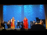 В.Калистратов Это ты, моя Россия исполняют Анна Литвиненко, Ирина Кирюхина и АРНИ Шатуряночка