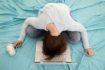 Обмороки часто бывают вызваны синдромом хронической усталости