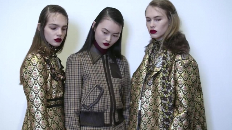 ROCHAS Fall Winter 2018-19 - The Inspirations
