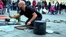 Dario Rossi TECHNO RAVE PARTY mode: ON live @ Piazza del Popolo, Rome