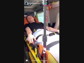Tommy cash отправился больницу на скорой [рифмы и панчи]