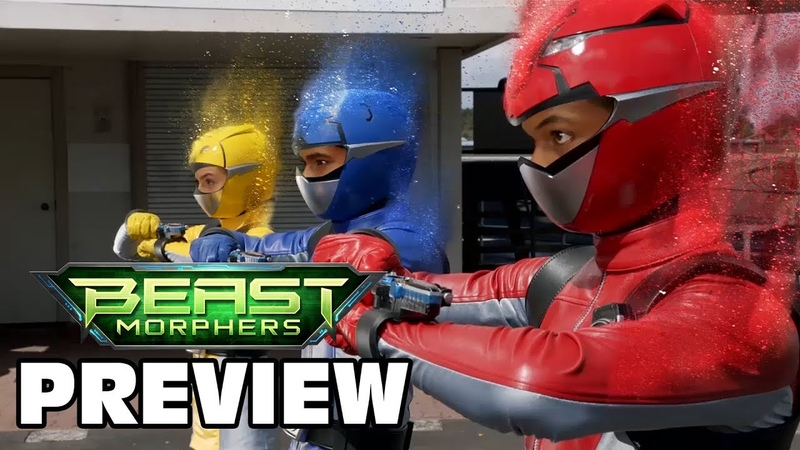 Power Rangers Beast Morphers Episode 2 Preview | Evox's Revenge Official First Look | Morph Promo