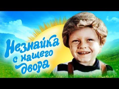 Незнайка с нашего двора. 1 серия. Сюрприз (1983). Детский музыкальный фильм, сказка