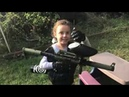 Paint balling in the backyard tippmann cronus tactical paintball gun