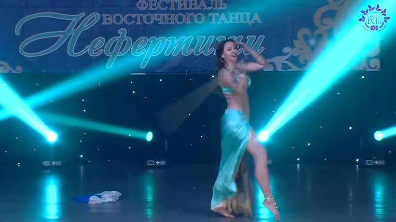 Мария Пузанова с гала-концерта Нефертити 2018 г. Симферополь