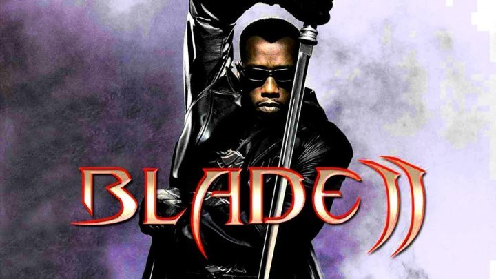 Блэйд 2 HD ужасы боевик триллер фэнтези 2002