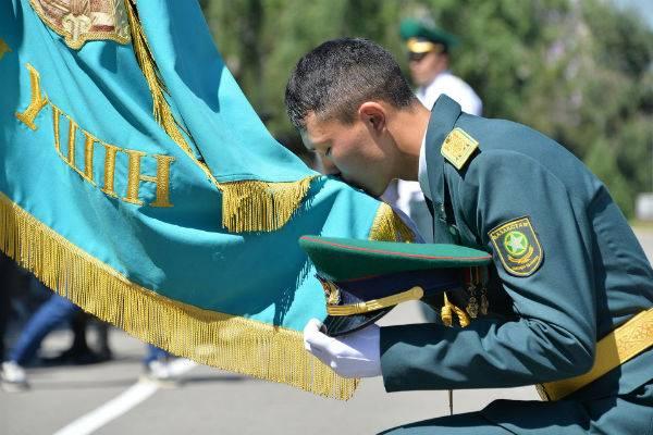 Красота воинских ритуалов