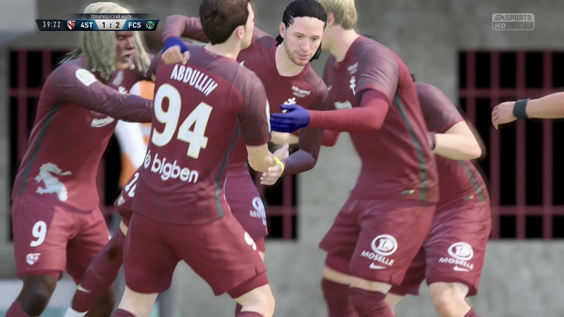 18 сезон RCPL Primitive club - FC Sensorior