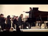 Адам Гуцериев. Азербайджанского государственного симфонического оркестра в Баку
