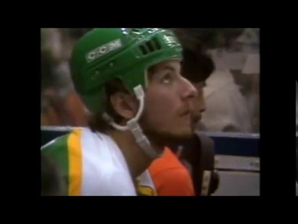 1981. Stanley Cup Final. North Stars at Islanders. Game 5