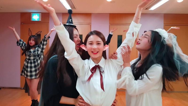TWICE 트와이스 Dance Medley 댄스 메들리 BTS 방탄소년단 'ID