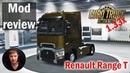 ETS2 1.33x MODS Renault Range T RTA Team Обзор Модов Euro Truck Simulator 2