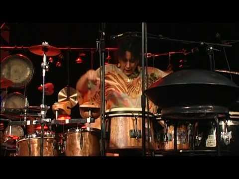 Marilyn Mazur's Percussion Paradise. Live at Copenhagen Jazzhouse, 2006