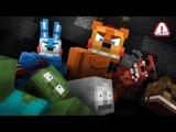 Monster School Five Nights at Freddy's (FNAF) - Minecraft Animation