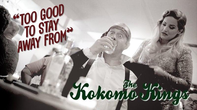 'Too Good To Stay Away From' The Kokomo Kings RHYTHM BOMB (music video) BOPFLIX