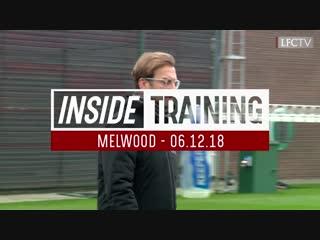 [Inside Training] 6th of December,