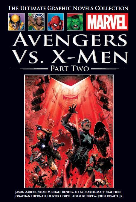 Marvel Официальная коллекция комиксов №127 - Мстители против Людей Икс. Книга 2
