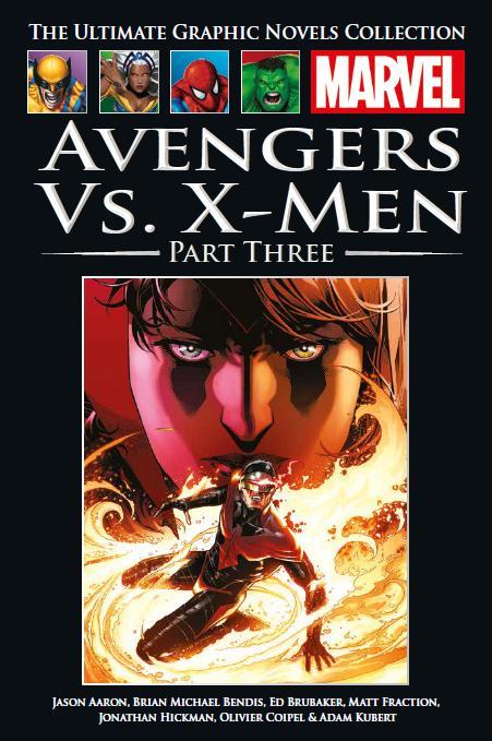 Marvel Официальная коллекция комиксов №129 - Мстители против Людей Икс. Книга 3