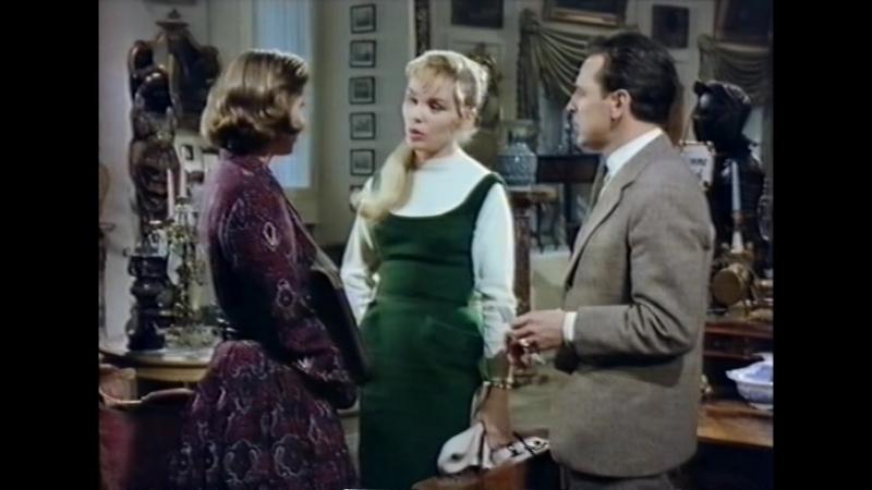 Счастье лежит на улице (ФРГ, 1957) комедия по мотивам сюжета 12 стульев