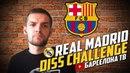 Барселона - Реал Мадрид DISS CHALLENGE Промо Эль-Классико 06.05.2018