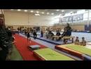 Сальто на 2-й юношеский разряд по спортивной гимнастике. Илья Ульянов Динамо.