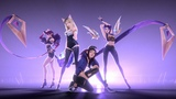 KDA - POPSTARS (ft Madison Beer, (G)I-DLE, Jaira Burns) Official Music Video - League of Legends