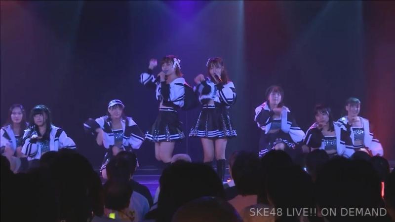 SKE48 Team KII 6th Stage Saishuu Bell ga Naru День рождения Оты Аяки 2018 08 19 часть 1