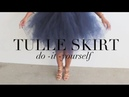 DIY Tulle Skirt Your Inner Carrie Bradshaw Will Thank You