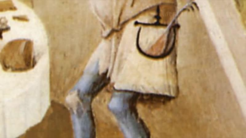 Иероним Босх 7 смертных грехов и 4 последние вещи