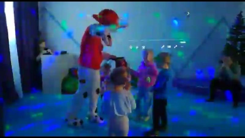 Щенячий патруль в Детском клубе РАЗчудесье