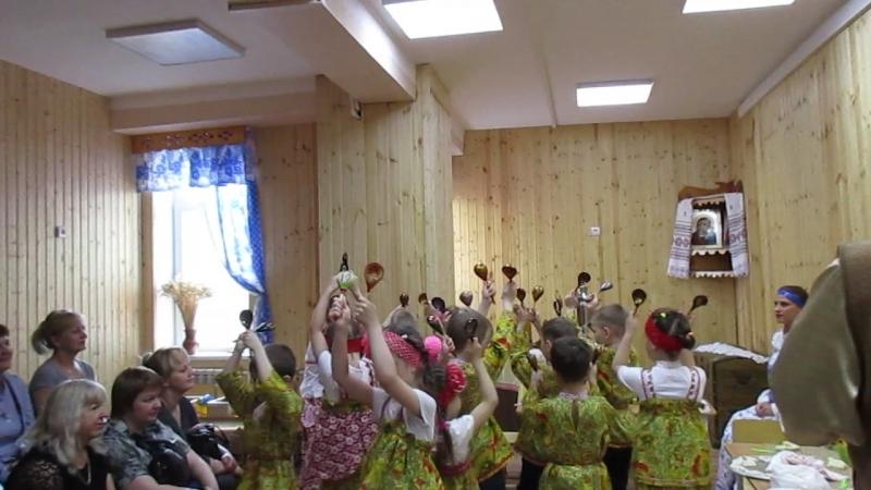 MVI_1081Русские посиделки в 344 детском саду, 16.05.18