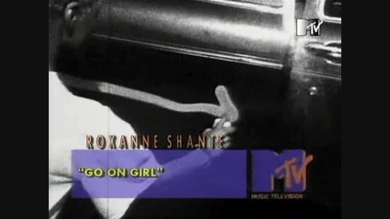 Roxanne Shante Go On Girl