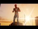 Человек Паук PS4 Геймплейный трейлер