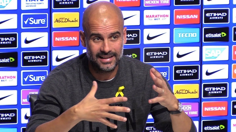 Pep Guardiola Full Pre-Match Press Conference - Liverpool v Manchester City - Premier League