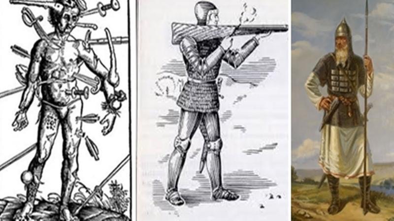 ПОЛЕВАЯ ХИРУРГИЯ Древнее время и Средневековье