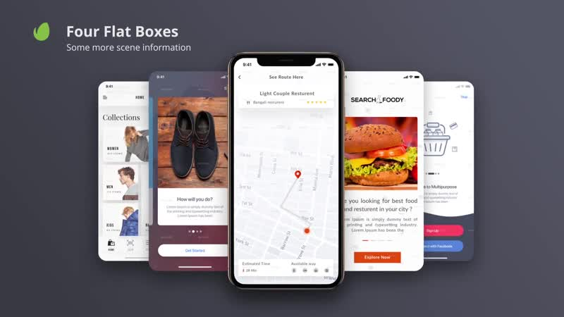 Xs - App Presentation Kit