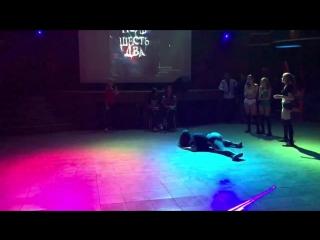 Twerk battle. 16.09.2018. София & Лера.