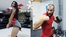 Гога бьет сильнее бойцов? Тверк от Майи Блиновой! FitStars Weekly Vlog