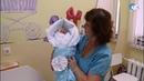 Медсестра роддома Нина Ивановна Михайлова отмечает юбилей на посту