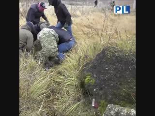 Задержание боевиков ИГ в Татарстане