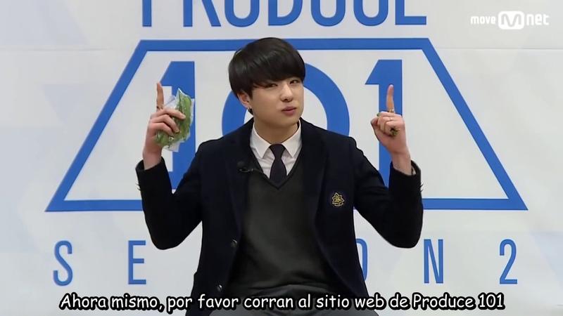 [SUB ESPAÑOL] PRODUCE 101 Season 2 Han Jong Yeon - Maroo Entertainment