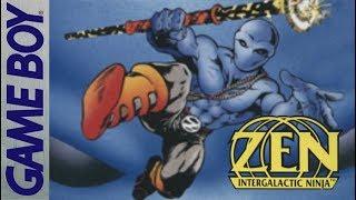 01 - ZEN:INTERGALACTIC NINJA (GAME BOY)