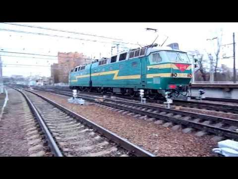Электровоз ЧС7-226 (ТЧЭ-1) отправился резервом со ст. Москва-Пассажирская-Курская.